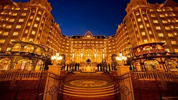 【TDL】東京ディズニーランドホテルに泊まろう!客室・予約方法・レストランメニューまとめ!