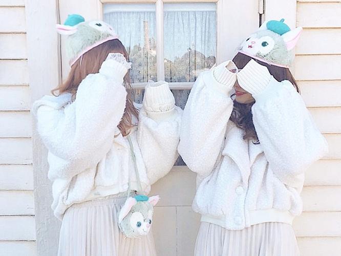 【2020冬】2月のディズニーの服装!気温別おすすめコーデまとめ!寒さ対策も!