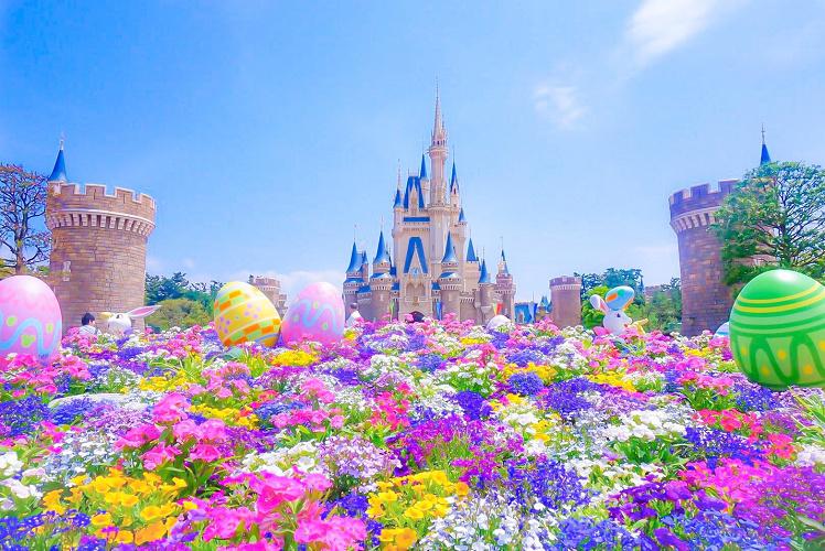 2021春】4月のディズニーの服装まとめ!おすすめのアイテム&コーデ例 ...