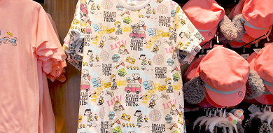 【3/1発売】2020年春の新作スヌーピーグッズ!カチューシャ、帽子、ぬいぐるみ、雑貨、お菓子が登場