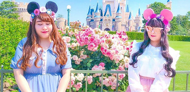 【2020】ディズニーヘアバンドの付け方・コーディネートまとめ!キャラクター別ヘアアレンジ方法も!