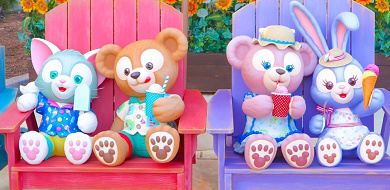 【2021春】6月のディズニーの服装まとめ!おすすめのアイテム&コーデ例!ディズニーバウンドも!