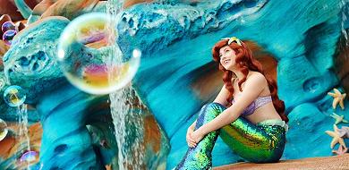 【ディズニークイズ】人魚姫のアリエル!全問正解目指してチャレンジ!