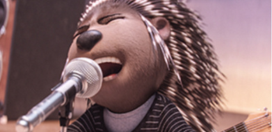 【映画】『SING/シング』のアッシュはヤマアラシ!声優は長澤まさみ?歌やプロフィールは?