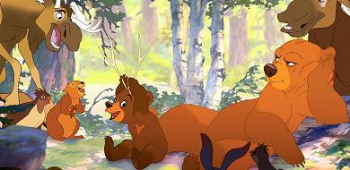 映画『ブラザー・ベア』の魅力に迫る!人間と熊の絆、愛、命の尊さを感じる物語