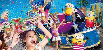 【2020】USJ夏イベント「ユニバーサル・サマー・パレード ~ウィ・アー・ワン~」開催!限定グッズ&メニューも!