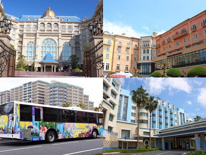 【営業再開】ディズニーホテルのコロナ対策&予約状況まとめ!レストランなど営業状況が変更!