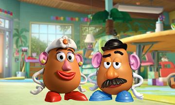 【ポテトヘッド】ジャガイモ頭の仲良し夫婦!ミスター&ミセス・ポテトヘッドまとめ!
