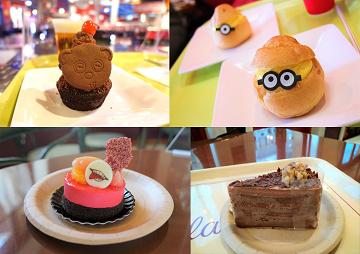 【2020】ユニバで食べられるケーキまとめ!おすすめ商品&期間限定メニュー♪