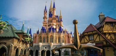 【WDW】シンデレラ城がリニューアル!イメチェンした新しいお城をご紹介!改修前と改修後の比較も!