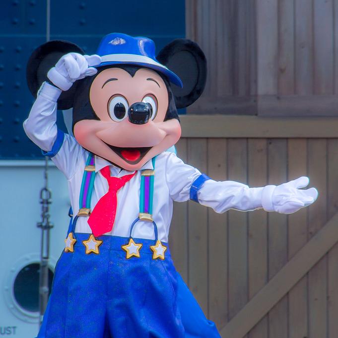 年齢 ミッキー マウス
