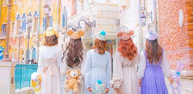 【2020秋】10月のディズニーの服装まとめ!おすすめのアイテム&コーデ例!ディズニーバウンドも!