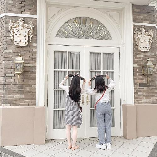 【ユニバ】カチューシャコーデ18選!キャラコーデや撮影スポット、ポーズのアイディアも!