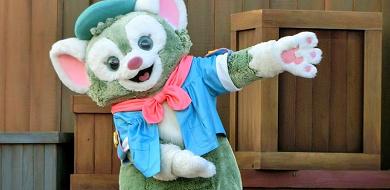 【TDS】ジェラトーニのプロフィールまとめ!ダッフィーのネコのお友達!誕生ストーリー&名前の由来など!