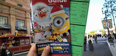【2020】ユニバのクリスマス・イベント現地レポ!ショー、クリスマス装飾やフードを紹介