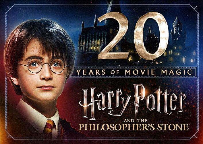 【映画】ハリーポッターの一気見ガイド!全8本観ると何日かかる?おすすめの視聴の順番と再生時間