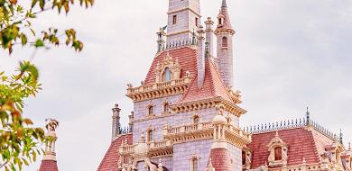 【美女と野獣】お城を徹底解説!城内に登場するキャラクターや映画のシーンまとめ!