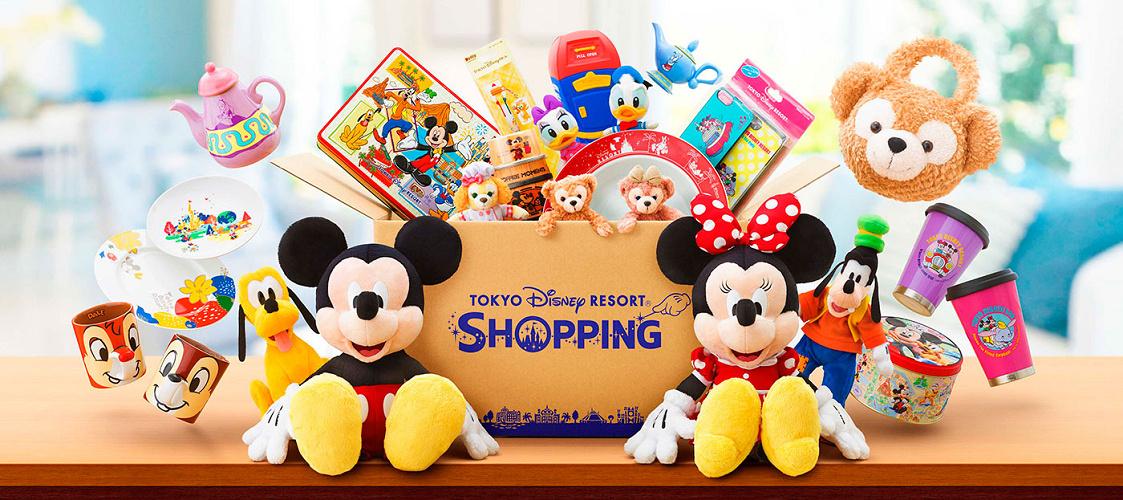 【ディズニーランド&シーのグッズ通販】オンラインショッピング方法&購入できるグッズまとめ!