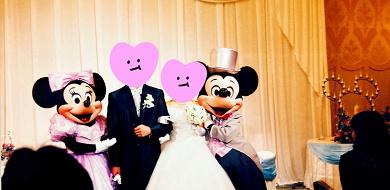 【ディズニー結婚式】コロナ禍での対応まとめ!アンバサダーホテルの体験談も!