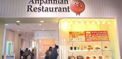 【横浜】アンパンマンミュージアムのレストランを紹介!メニュー、混雑、予約方法、フードコートも♪