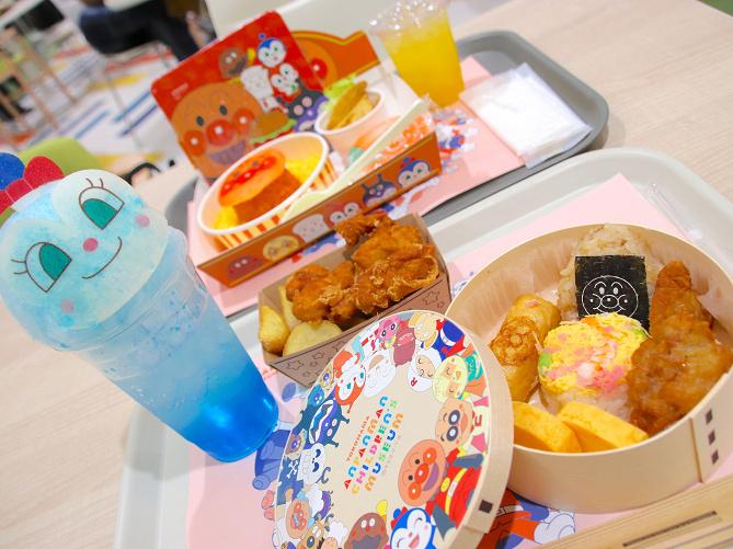 【横浜】アンパンマンミュージアムのフードコートを紹介!おすすめメニューや値段、混雑状況も♪