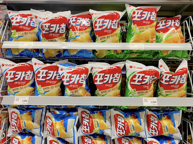 【韓国】お土産におすすめのポテトチップス11選!マートやコンビニで買える、美味しくて人気のお菓子♪