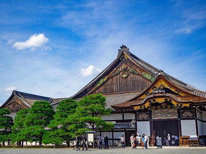 【京都】格式高い二条城を観光しよう!拝観時間、料金、アクセス、見どころまとめ