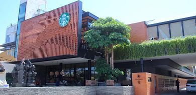 【バリ島】東南アジア最大級のスタバに行ってみた!お店の様子、限定メニュー、リザーブの注文方法を紹介!
