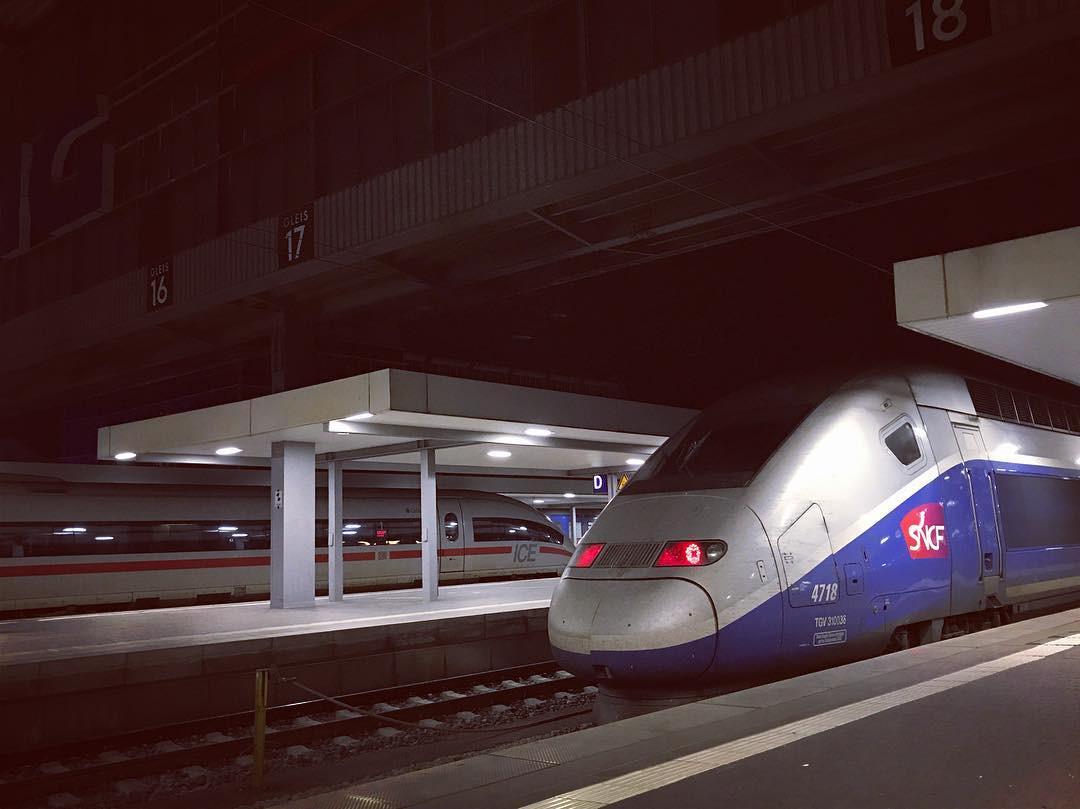 高速鉄道TGV