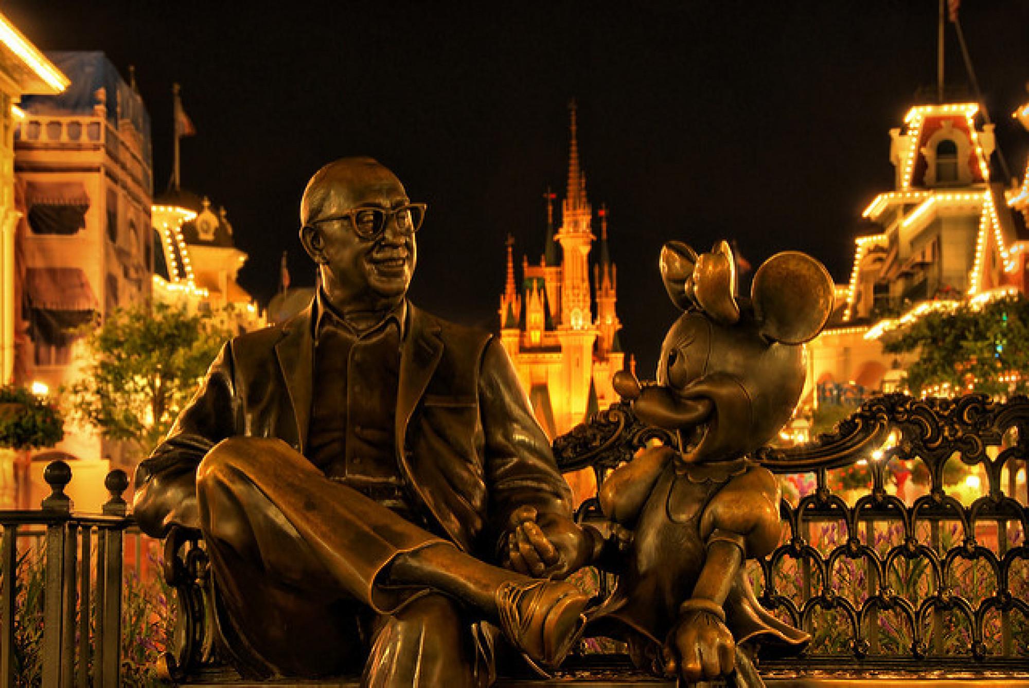 ウォルト・ディズニーという成功者の姿を体現した言葉は身に染みます!