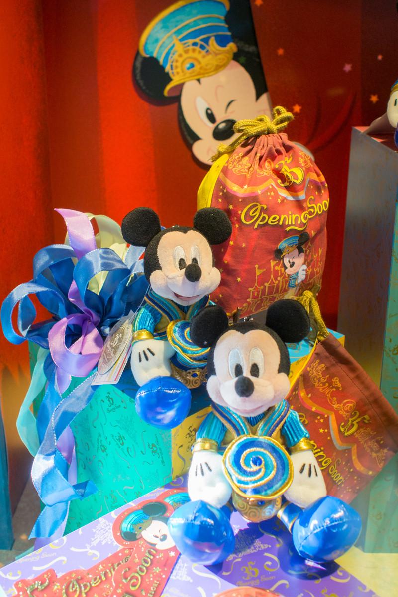 ディズニーランド35周年のコスチュームがかわいい♡