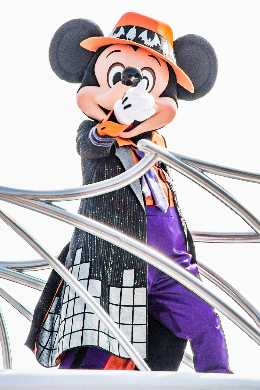 ハロウィンイベントの衣装(ランド)