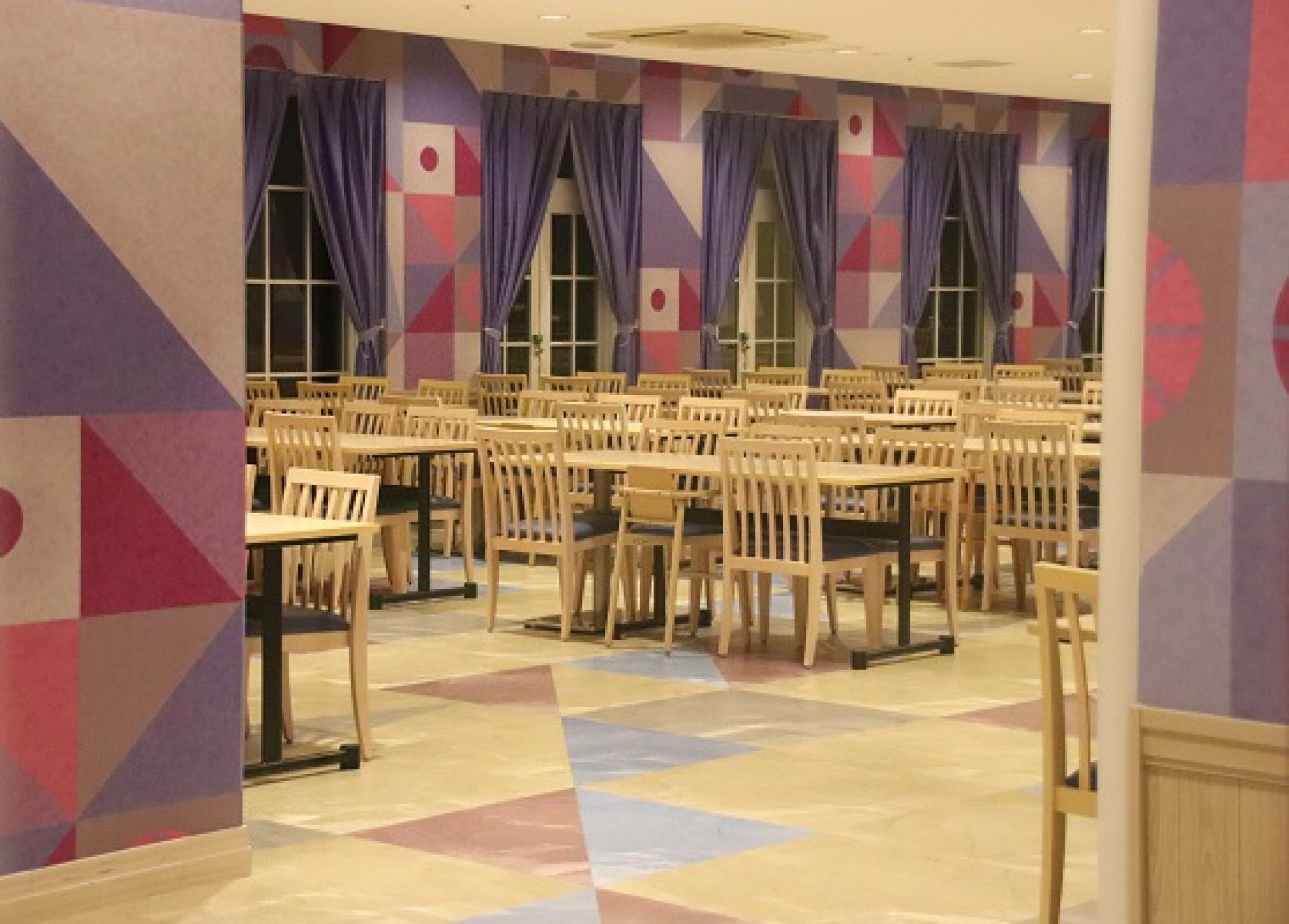 セレブレーションホテルウィッシュ朝食レストラン
