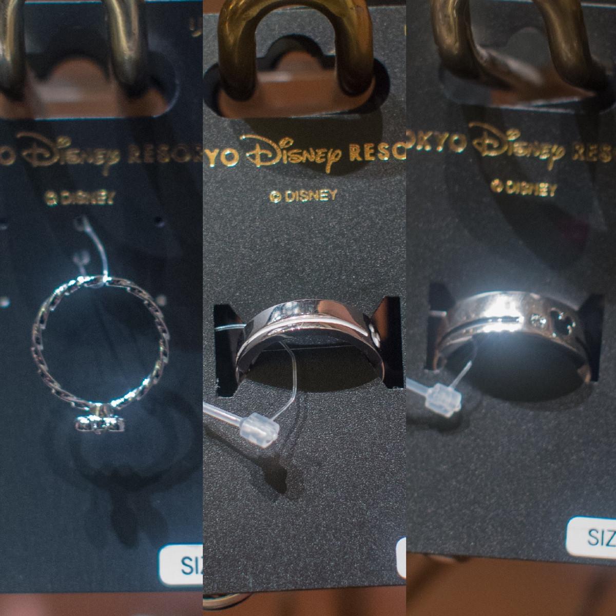シンプルデザイン指輪