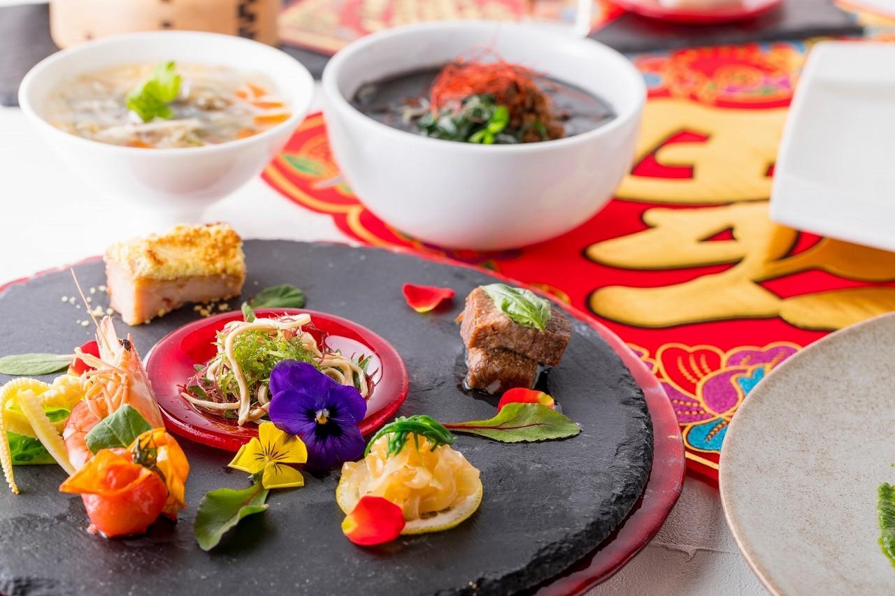 中国料理「唐宮」