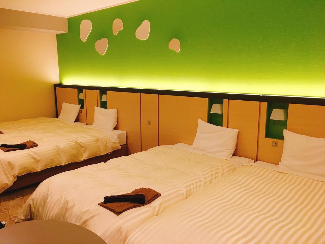 三井ガーデンホテルプラナ東京ベイの客室
