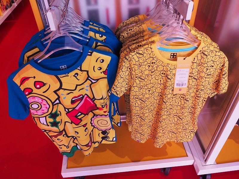 レゴTシャツ