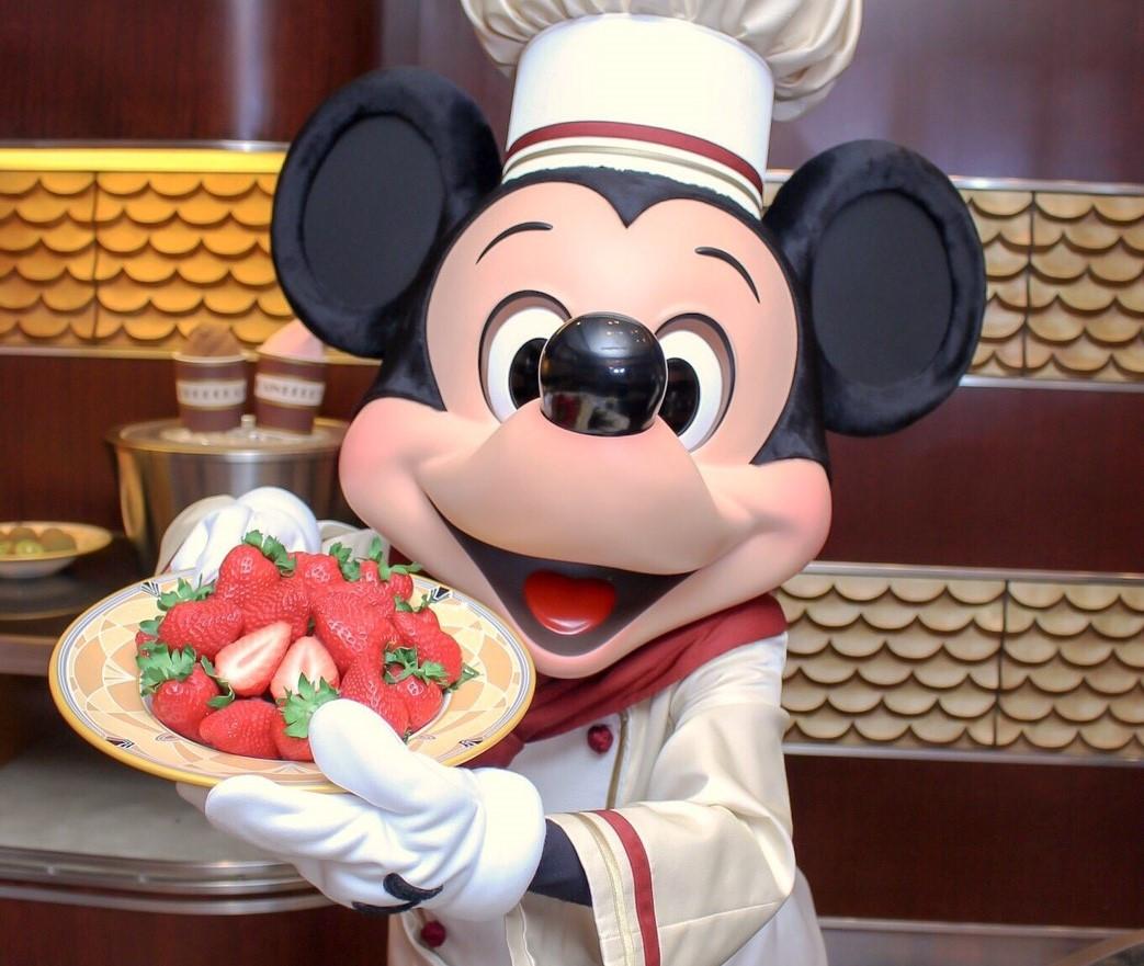 日本のミッキーマウス