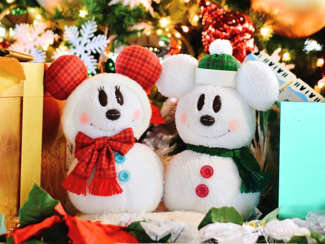 クリスマスディズニー