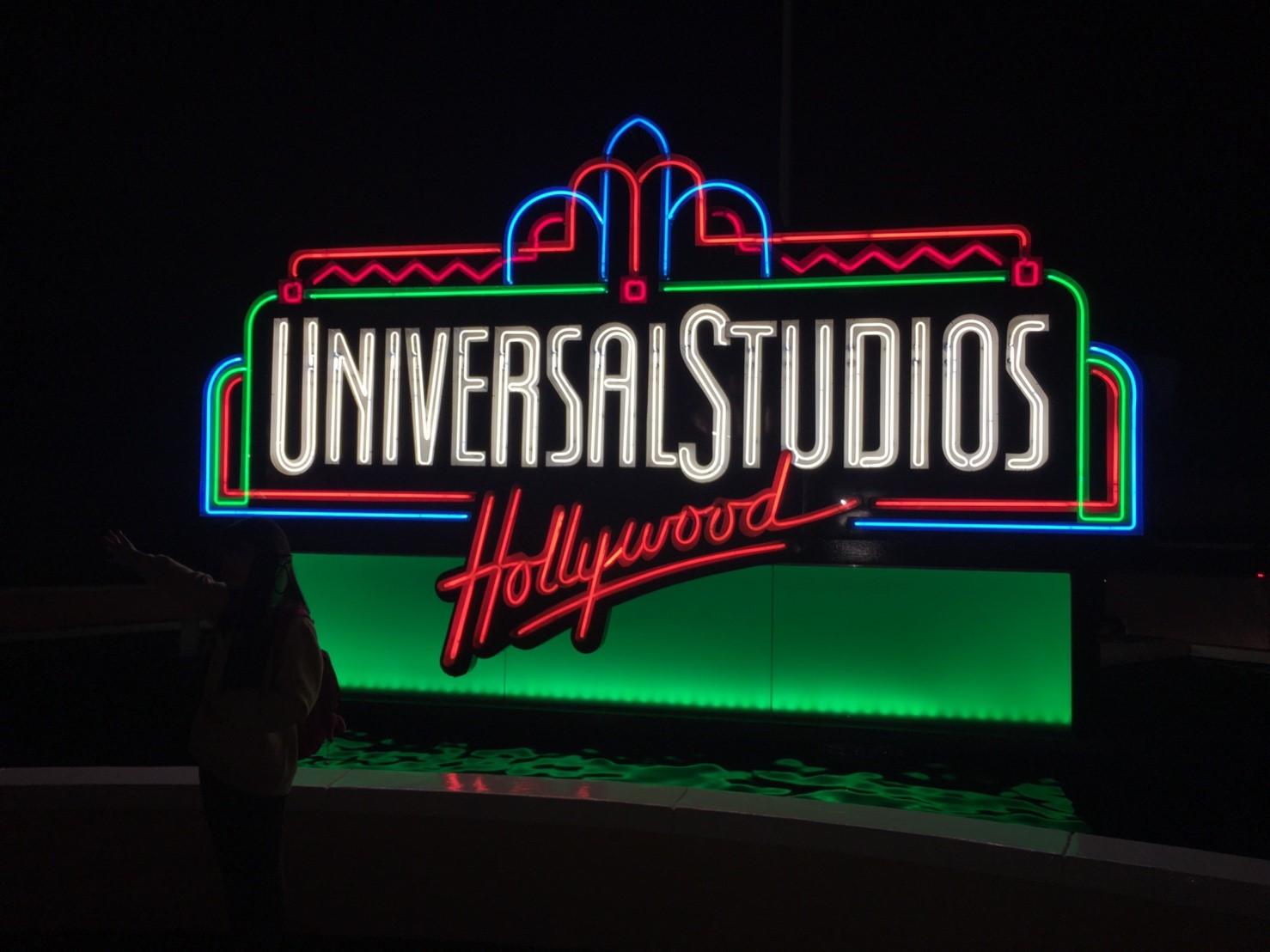 ユニバーサルスタジオハリウッド