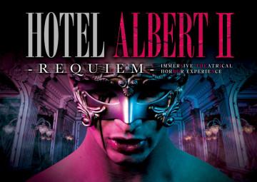 【USJ】ホテル・アルバート 2 ~レクイエム~完全ガイド!2019年ユニバのハロウィンホラーナイト「大人ハロウィン」