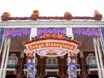 【最新】「ハロウィーン・ポップンライブ2017」ディズニーランドのハロウィーンパレード
