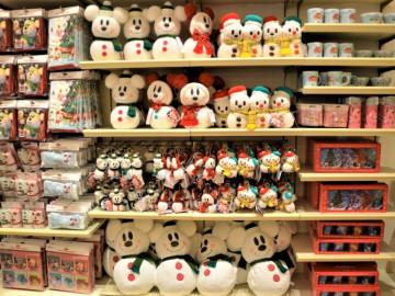 【11/1発売!スノースノー2017】ディズニークリスマスグッズにチップとデールが登場!