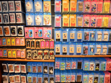 【2019】ディズニースマホケース77種類!iPhone6/6Plus/6s/6sPlus/7/8/X/多機種対応別にご紹介