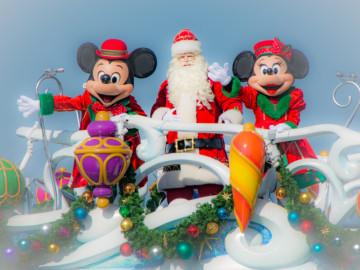 【最新】パーフェクト・クリスマス2017!ディズニーシーのクリスマスショー徹底解説!鑑賞場所&出演キャラクター