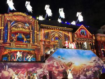 【USJのクリスマス】ユニバーサル・ワンダー・クリスマス!天使のくれた奇跡・パレード・ハリポタまとめ!