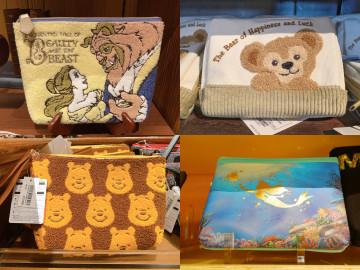 【2019】ディズニーのポーチ40選!プリンセス・ダッフィーなどがお土産に人気!