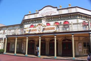 【ホースシュー・ラウンドアップ】ディズニーランドのランチショーの料金・予約方法・座席情報!