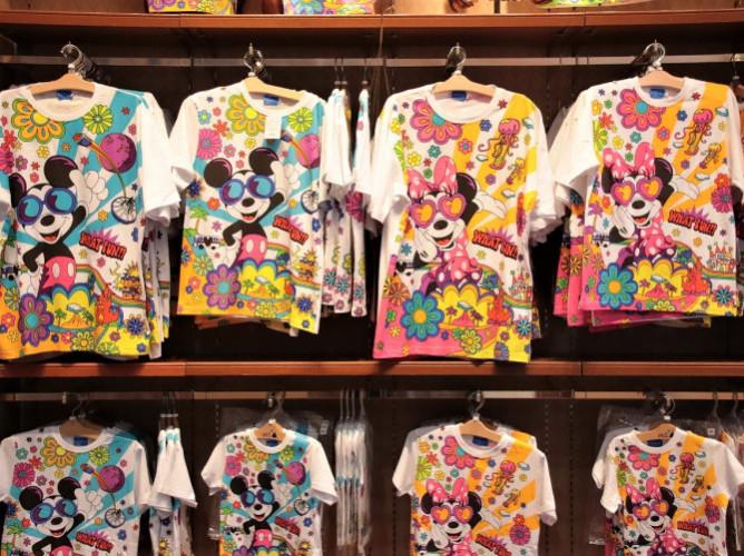 【4/27発売】ディズニーファッショングッズ16選!カラフルな花のTシャツ・サングラスなど