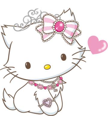 【サンリオ】チャーミーキティのプロフィール&グッズ!キティちゃんのペットのネコ?!